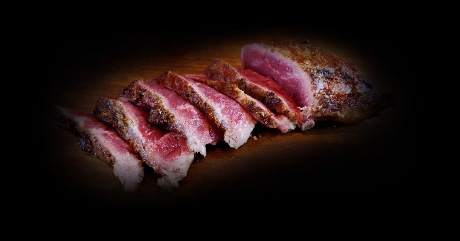 Carne de la matanza maximiliano jabugo